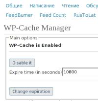 wp-cache
