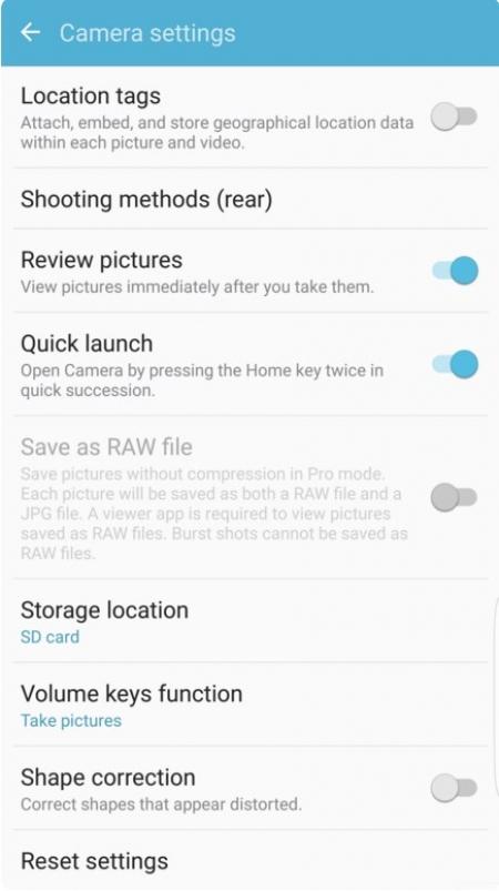 Обновление Samsung Galaxy S7 и Galaxy S7 Edge исправит проблему с дисторсией 3 (2)