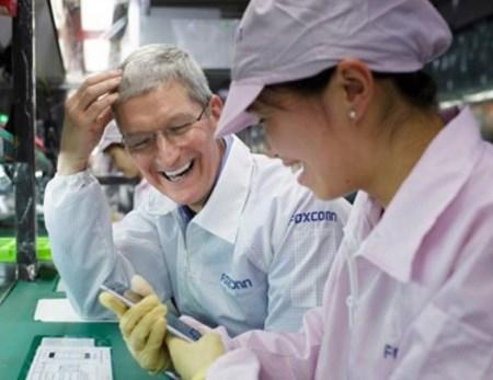Новые iPhone с надписью «Изготовлено в Индии»?