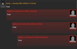 Threaded comments - древовидные ветвящиеся комментарии в WordPress