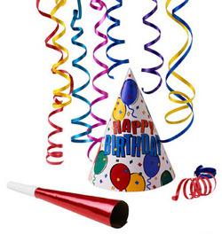 День рождения - 25 лет