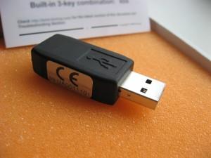 Аппаратный кейлоггер USB